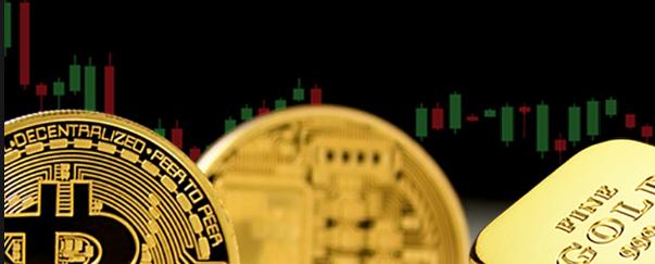 Bitcoin / GLD – Mo Money, Mo Currencies