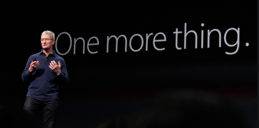 Apple – One More Thing