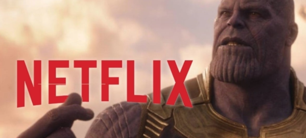 The Thanos Snap for Netflix Content was… Inevitable
