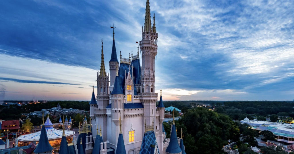 Disney Fiscal Q3 Earnings Preview / Trade Ideas