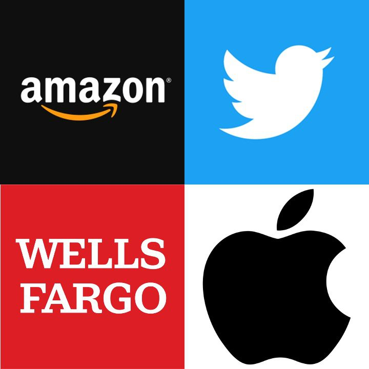 In The Money with Fidelity Investments: AMZN, TWTR, WFC, AAPL