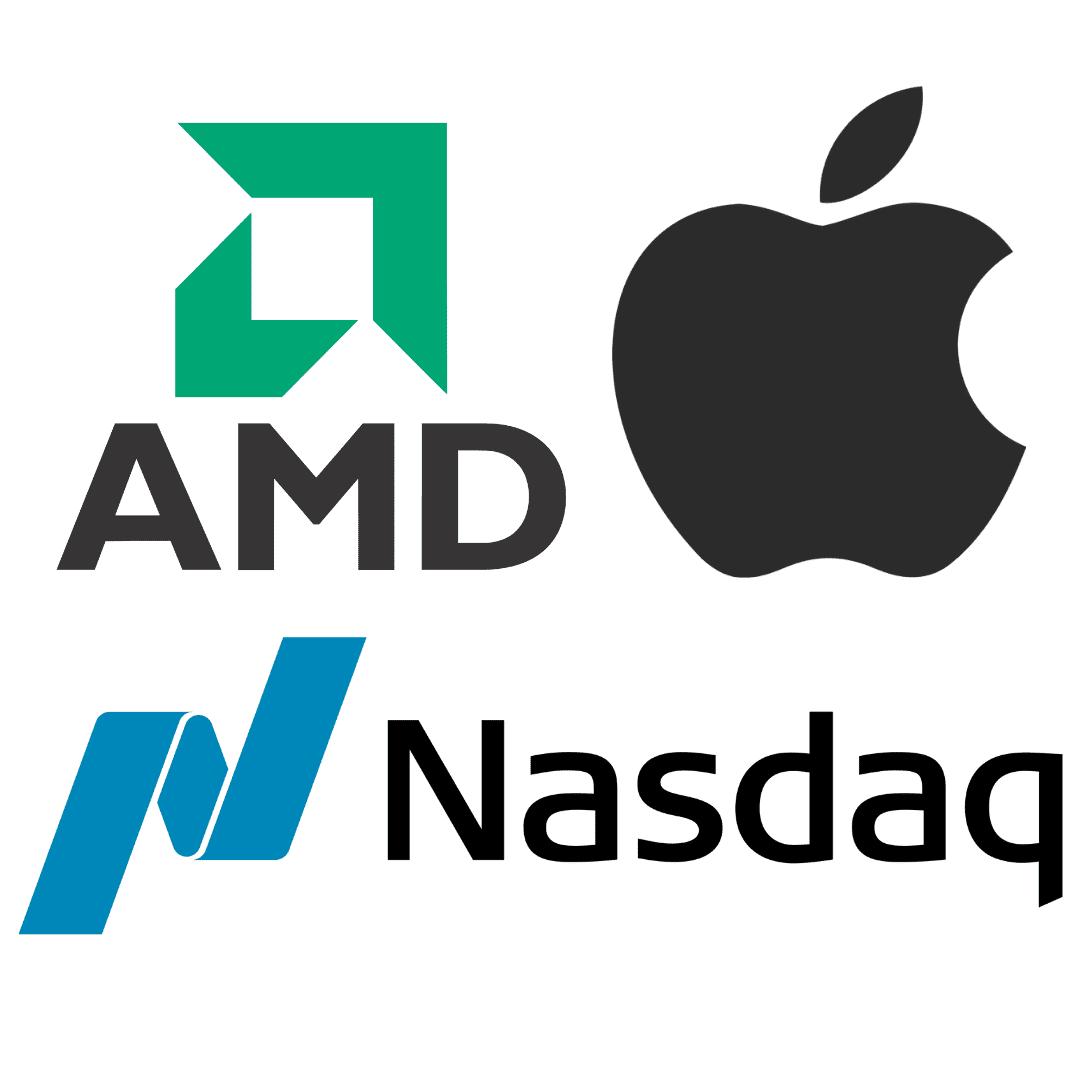 ICYMI: @10:46 with Guy & Dan – NDX, AAPL, AMD