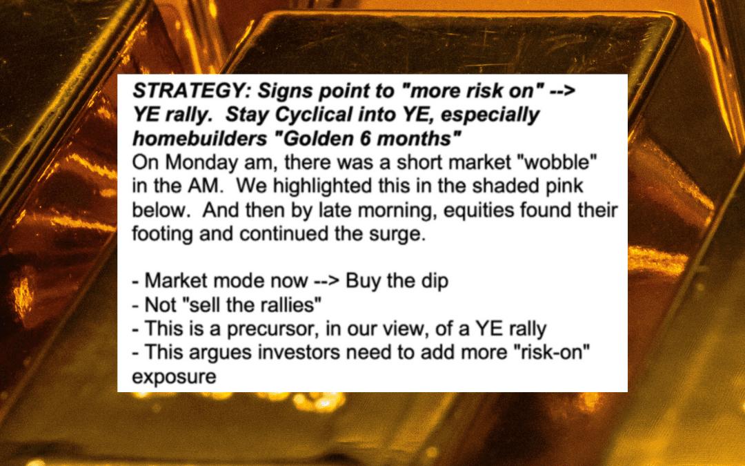 The Macro Setup with Guy & Dan – Stocks, Commodities, Bitcoin